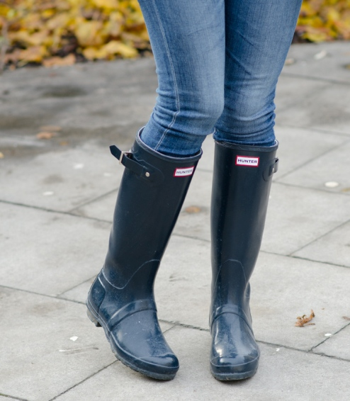 Hunter Original Tall Rain Boot for Women