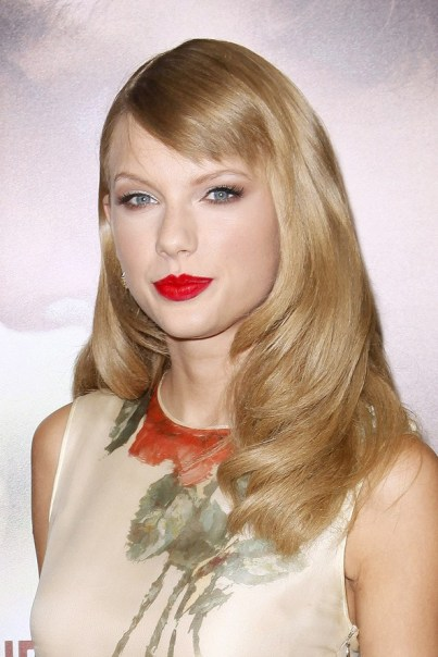 Taylor Swift Best Blonde Hair Color Picture