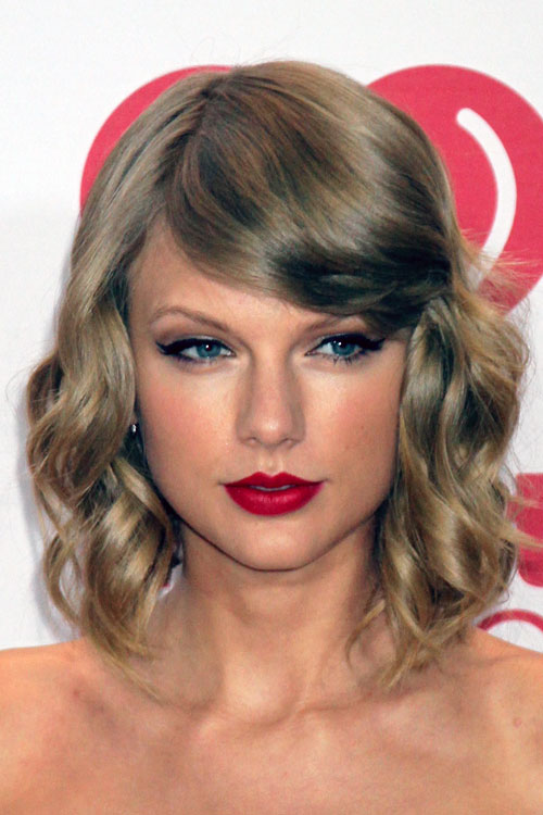Taylor Swift Brown Hair 2016