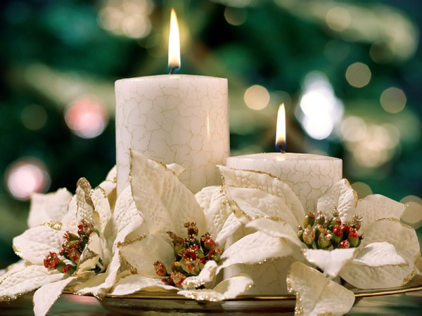 Christmas Candles Gifts Pack