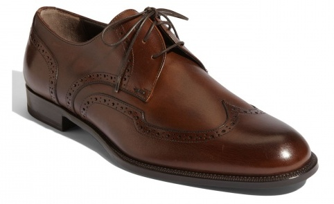Bruno Magli Wingtips Mens Shoes