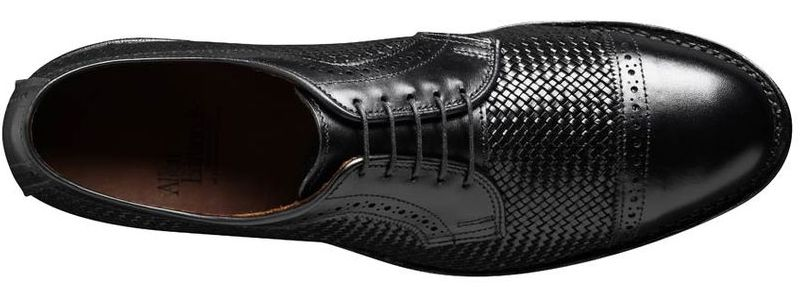 Allen Edmond New Orleans Woven Dress Shoes