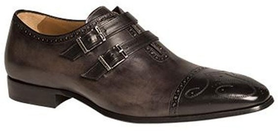 Mezlan Double or Single Monk Shoes