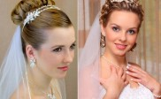 Top 10 Wedding Hairstyles with Veil Pictures Ideas 2016
