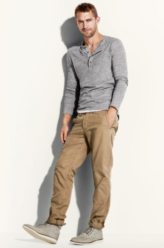 Best Casual Shoes to Wear with Khakis & Chinos