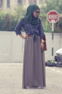 Islamic Long Skirts