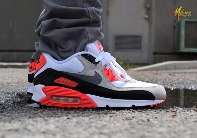 buy popular cb394 dec22 Air Max Infrared 90 OG for Mens Wear
