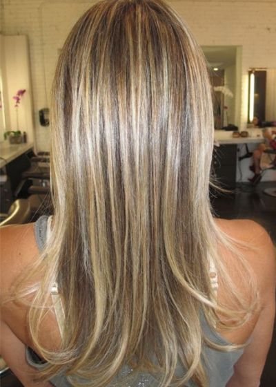 Blonde Hair Color Highlights Pictures 2016
