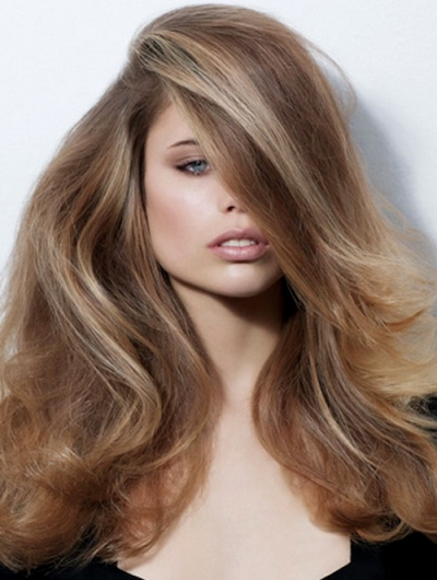Blonde Hair Color Highlights Pictures