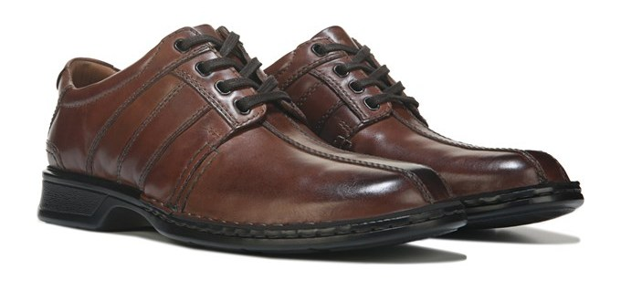 Clarks Touareg Oxford Mens Shoes