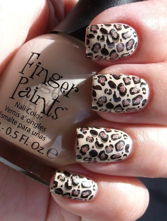 Simple & Easy Nail Art Designs For Short Nails