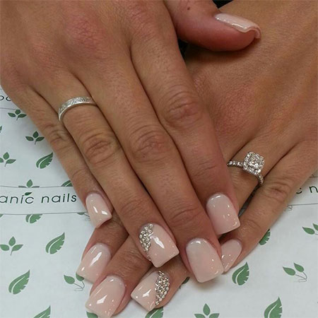 Wedding Nail Polish Ideas