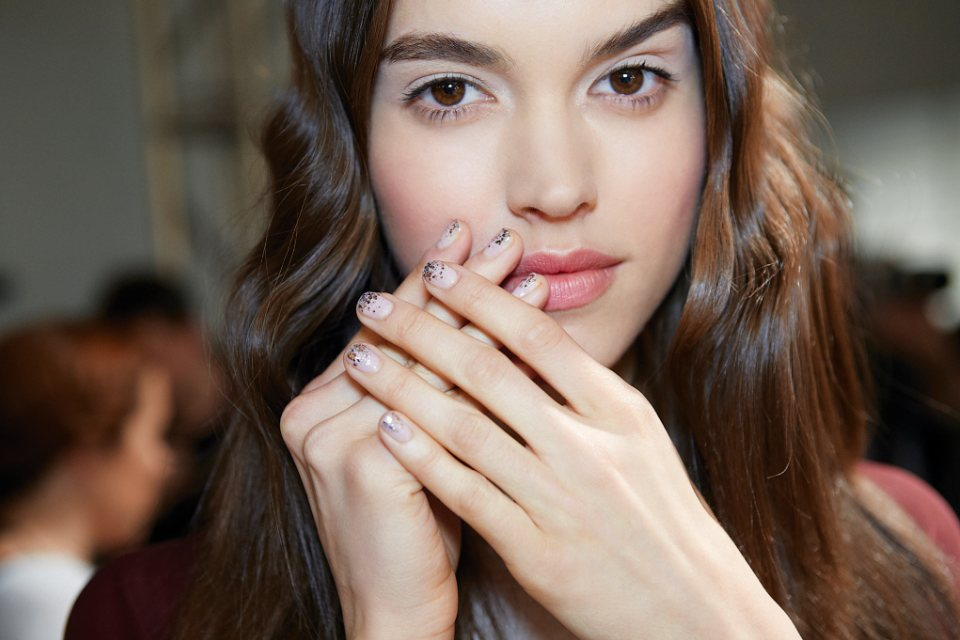Best Pink Nail Polish Design for Wedding