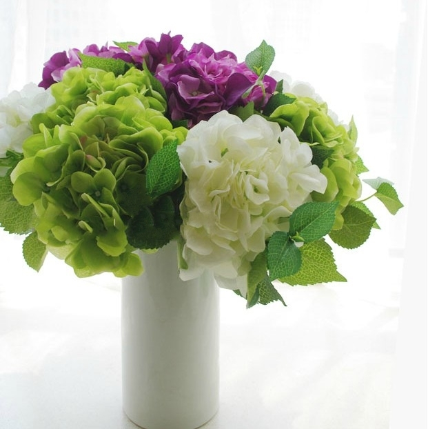 Silk Artificial Floral Arrangements