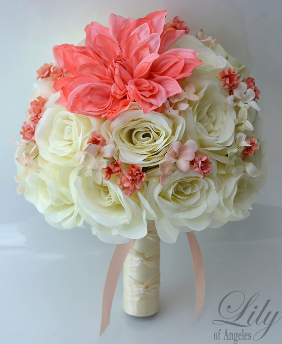 Artificial Wedding Bouquet Ideas