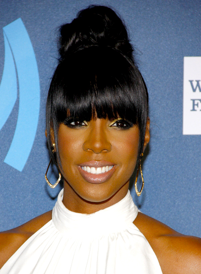 Brilliant 50 Pictures Of African American Ponytail Hairstyles With Bangs Short Hairstyles Gunalazisus