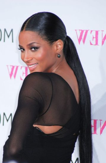 Long Ponytail Hairstyles For Black Girls