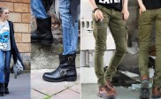 How To Wear Biker Boots with Skinny Jeans
