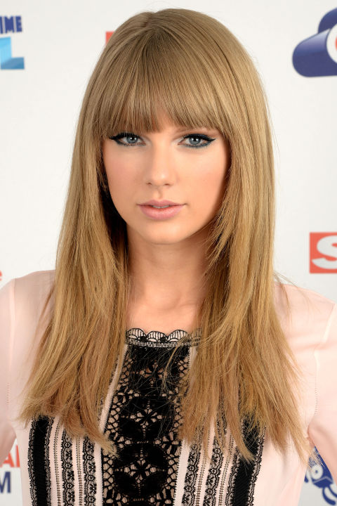 Taylor Swift Famous Hairstyles