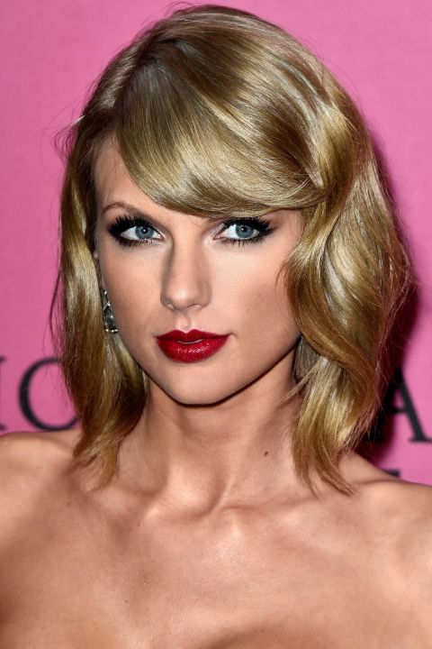 Taylor Swift Blonde Hair Color 2016