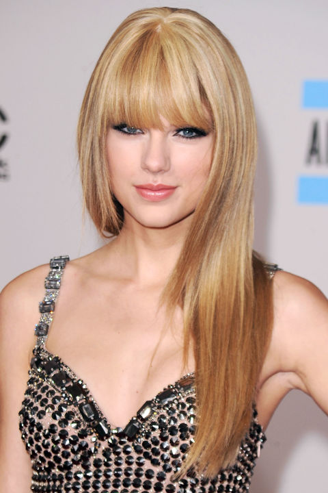 Taylor Swift Haircuts 2016