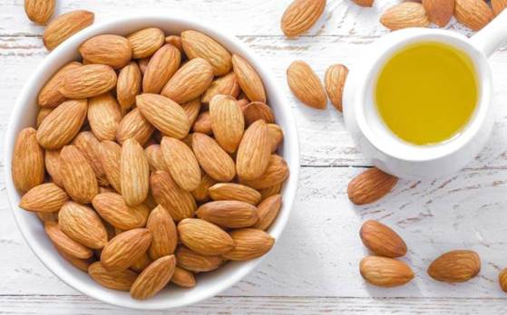 Using Almond Oil for Dark Circles
