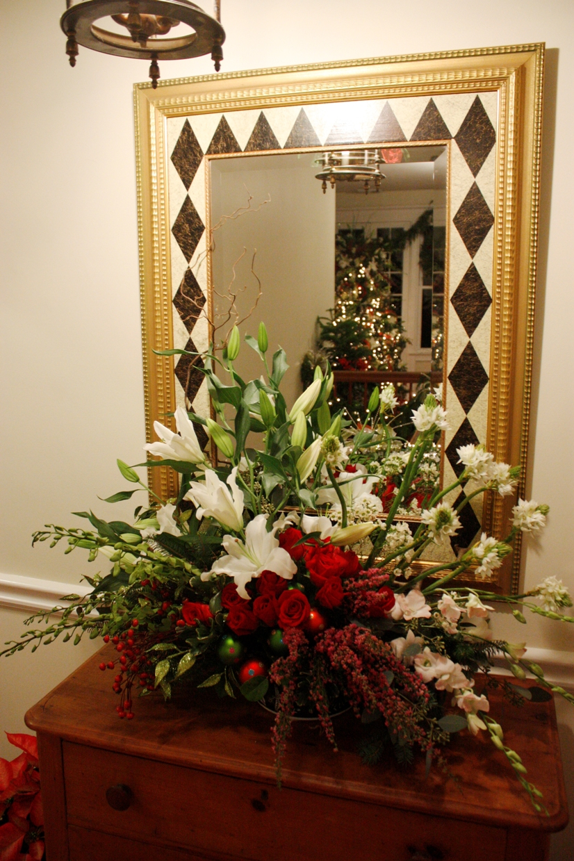 Best Artificial Flower Arrangements for Christmas