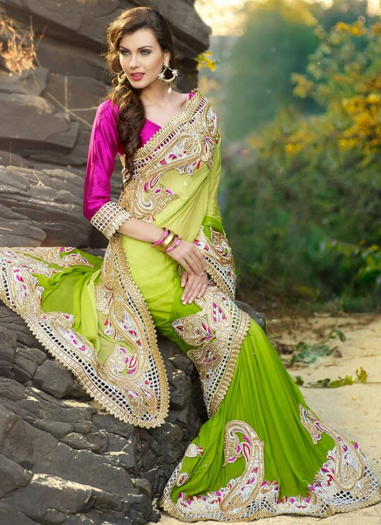 Latest and Modern Indian Saree