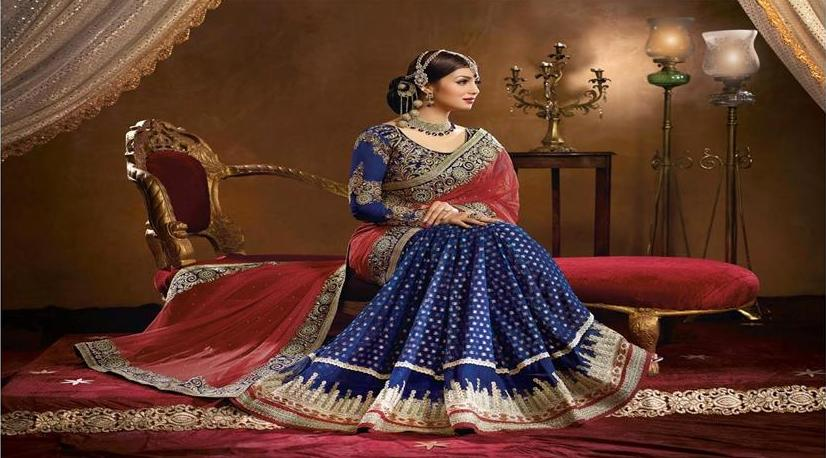 Beautiful Indian Sarees Pictures Collection