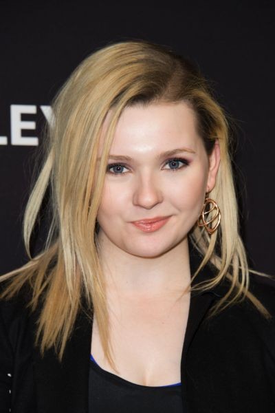 Abigail Breslin Dyed Her Hair Brown