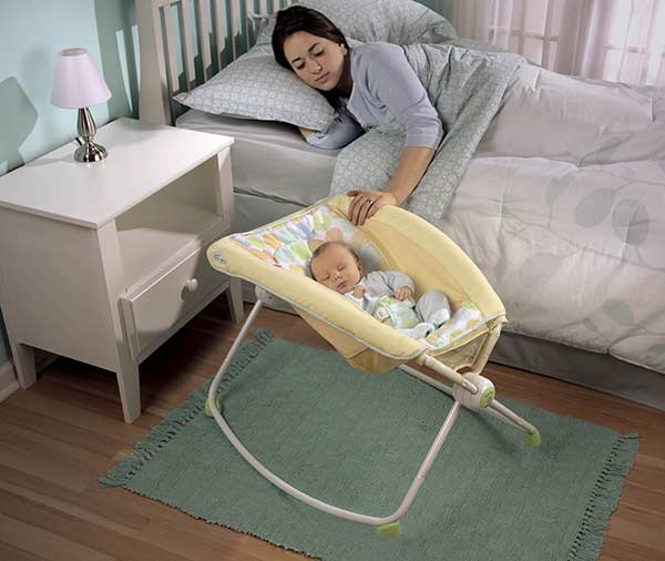 Best Sleeping Bed Ideas for Newborn Babies