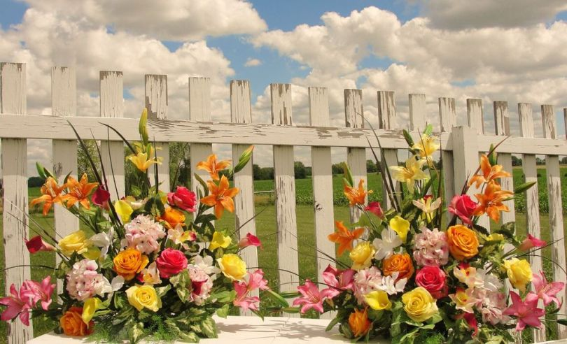 Best Artificial Flower Arrangements for Church