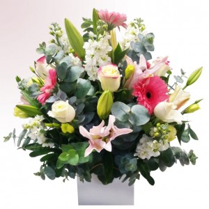 Large Artificial Floral Arrangement for the Home