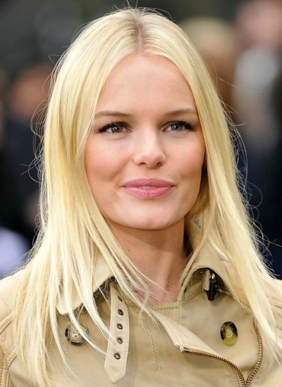 Kate Bosworth's Best Haircut for Round Face & Long Neck