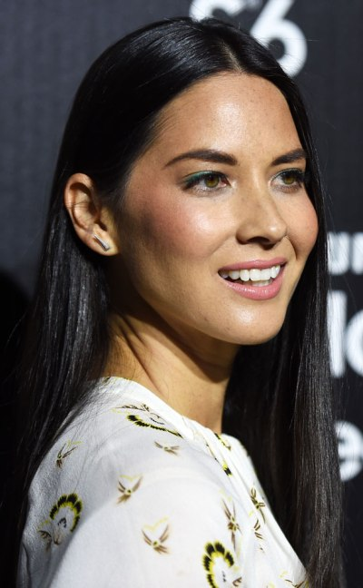 Olivia Munn's Best Hairstyles for Long Necks