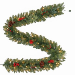 Best & Realistic Artificial Christmas Garland Picture 10