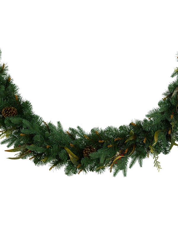 Best & Realistic Artificial Christmas Garland Picture 4