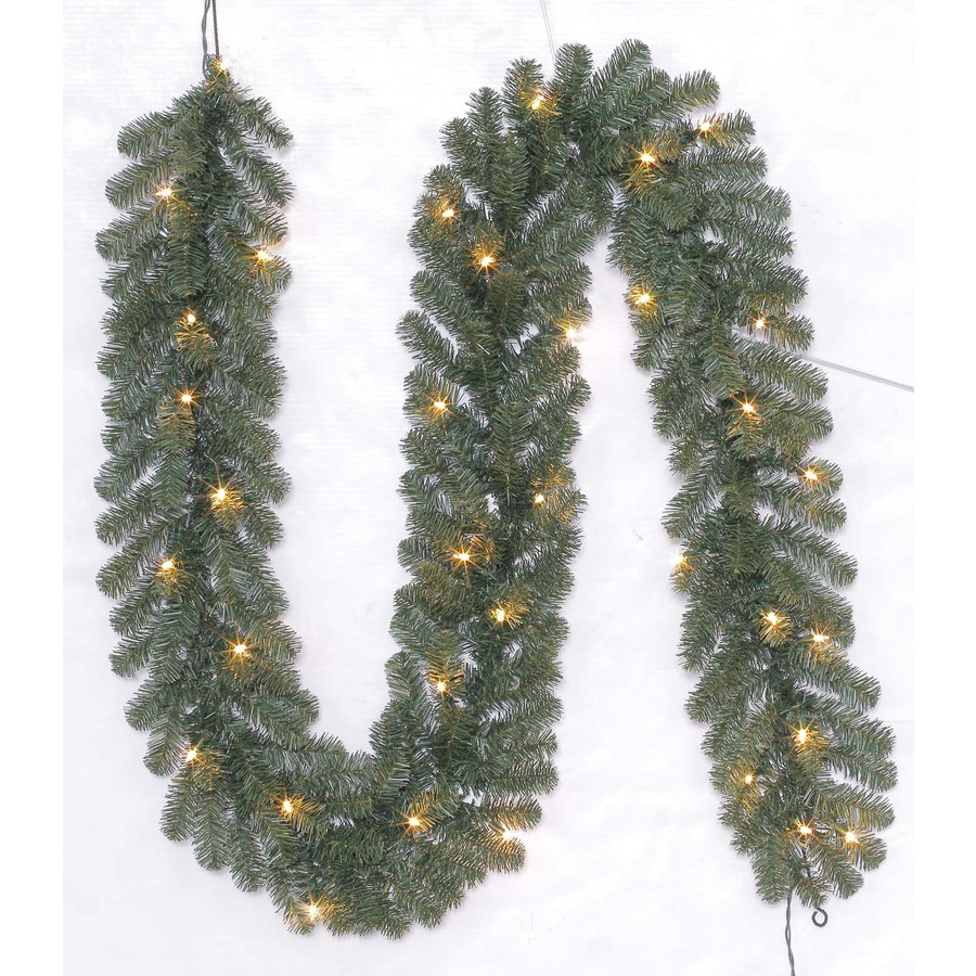 Best & Realistic Artificial Christmas Garland Picture 7