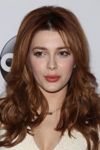 Elena Satine's Beautiful Natural Hair Color