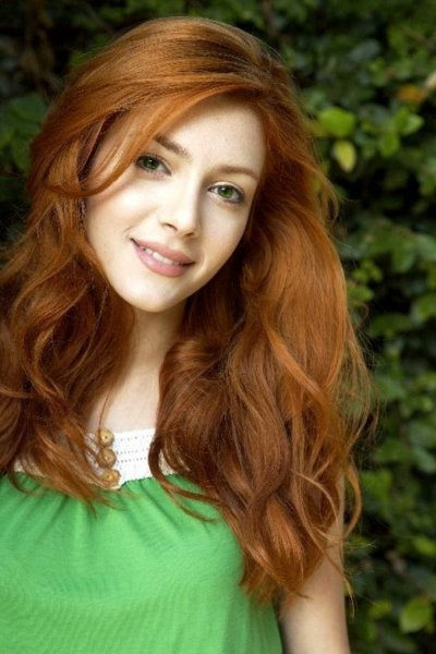 Elena Satine Gorgeous Pale Hair Color Idea