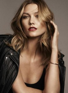Karlie Kloss Romantic Short Haircut