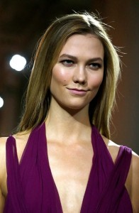 Karlie Kloss's Ginger Girl Hairstyle