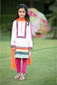 Elegant Dresses Collection for Baby Girls 2017